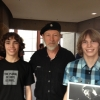 At The CMHF with Richard Tompson - Sept 2012