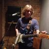 Brian at House of David recording studio, Nashville