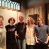 Paul Griffith, Jeff, Bones Hillman, Jen Gunderman, Brian